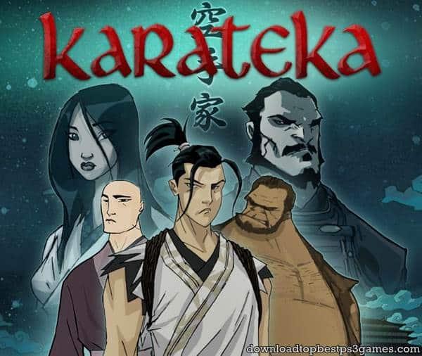 Karateka PS3 ISO Download Game Full Free With DLC (PKG) Updates