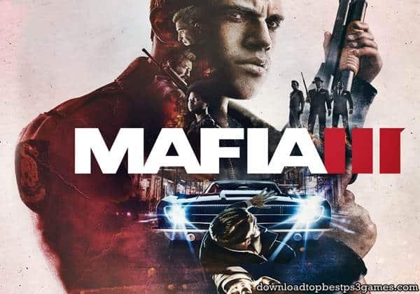Mafia 3 PS4 ISO Download Full Game For Free (USA+EUR) PKG DLC Files