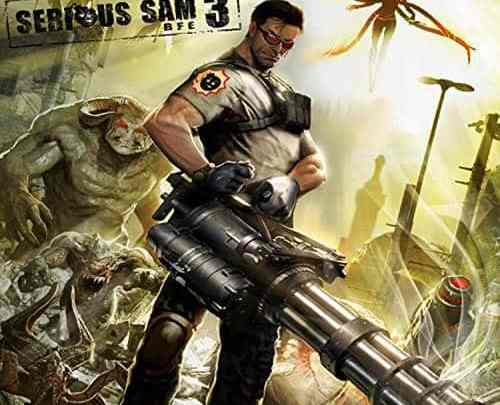 Serious Sam 3 PS3 Download