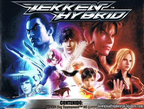 Tekken Hybrid PS3 Download
