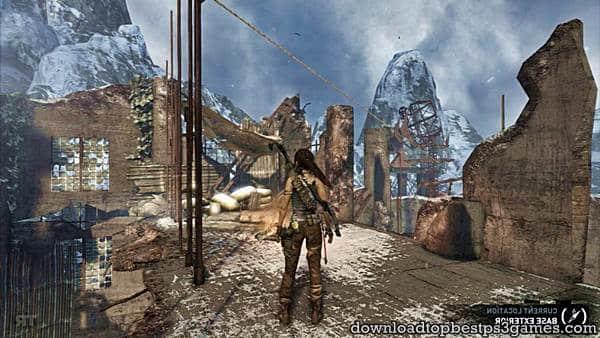 Tomb Raider PS3 PKG Download