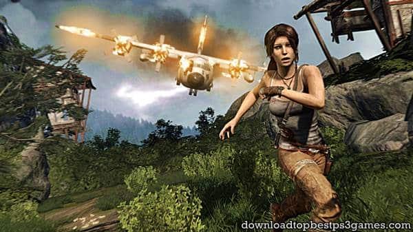 Tomb Raider PS3 ISO