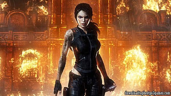 Tomb Raider Underworld PS3 ISO