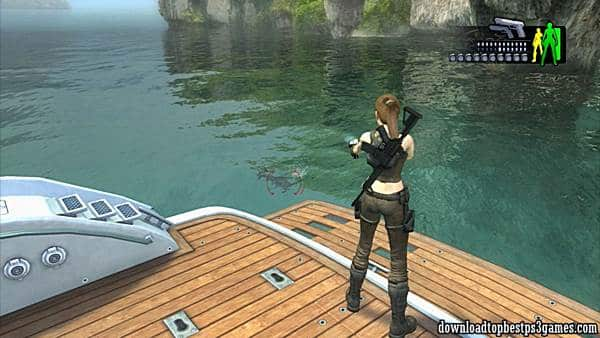 Tomb Raider Underworld PS3 Download