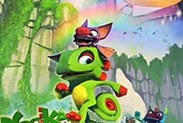 Yooka Laylee Game PS4