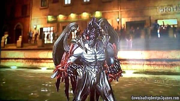 Tekken Hybrid PS3 PKG