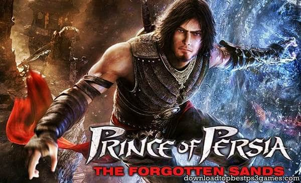 Prince of Persia The Forgotten Sands Game PS3