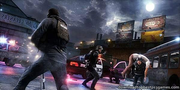 Battlefield Hardline PS4 ISO