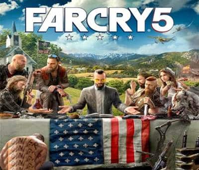 Far Cry 5 Game PS4