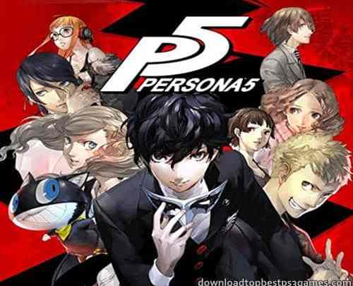 Persona 5 Game PS4