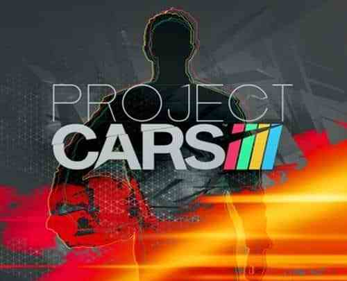 Project Cars Game PS4