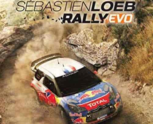 Sebastien Loeb Rally Evo Game PS4