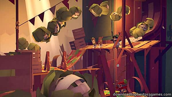 Tearaway Unfolded Playstation 4