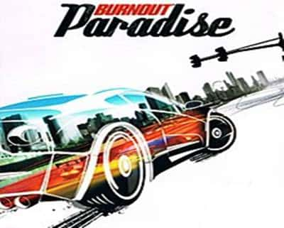 Burnout Paradise Game Xbox 360