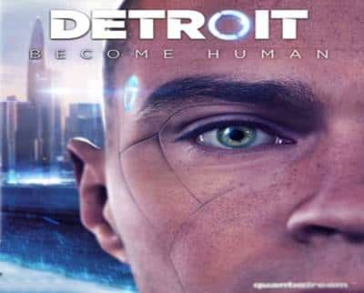 Detroit Become Human Game PS4