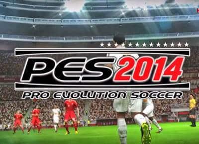 PES 2014 Game Xbox 360