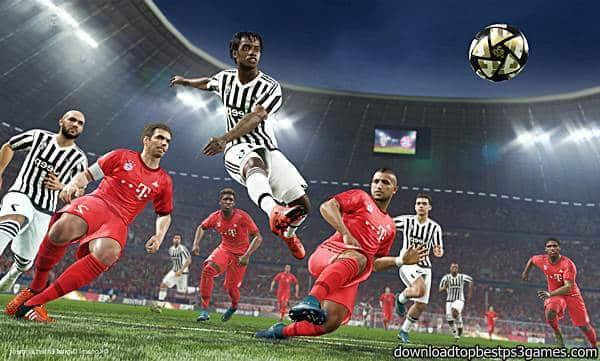 Pro Evolution Soccer 2016 Xbox 360 Download
