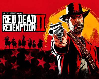 Red Dead Redemption 2 Game PS4