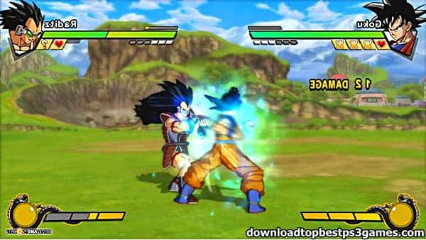 Dragon Ball Z Burst Limit Playstation 3