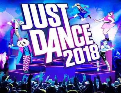 Just Dance 2018 Game PS3