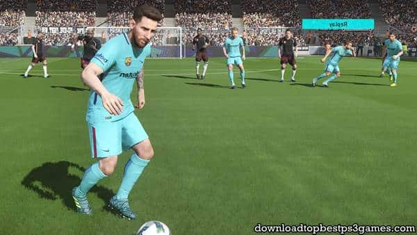 Pro Evolution Soccer 2018 PlayStation 3