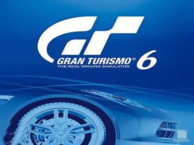 Gran Turismo 6 Game PS3