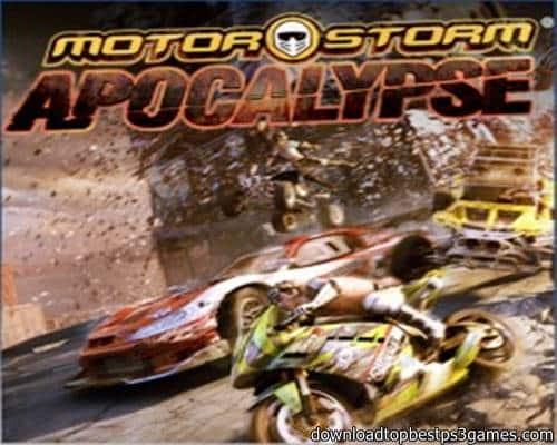 MotorStorm Apocalypse Game PS3