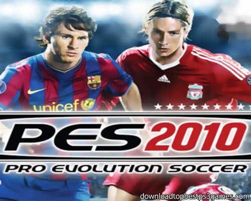 Pro Evolution Soccer 2010 Game PS3