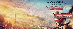 Assassins Creed Chronicles India pobierz