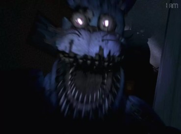 Five Nights at Freddys 4 Exsite