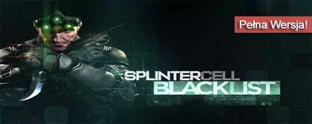 Tom Clancys Splinter Cell Blacklist download