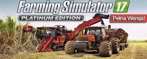 Farming Simulator 17 Platinum Edition pre order