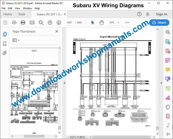 diagram subaru xv wiring diagram transmission full version