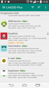 Link2SD program