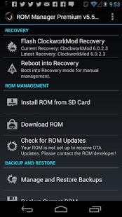 ROM-Manager-program