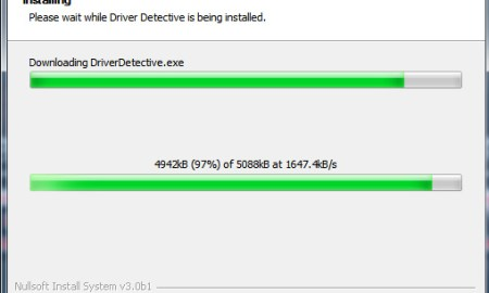 driver detective setup