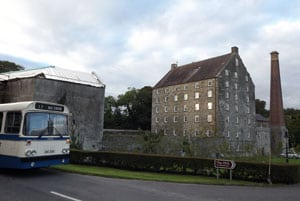 Ballydugan Mill, just one of the attractions at the end of the proposed extension