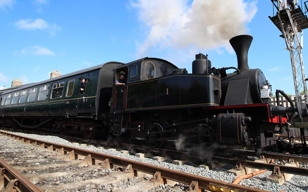 Trains Back for May Day