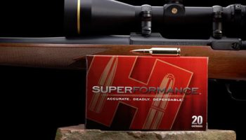 Hodgdon's new Hornady Superformance™ and LEVERevolution