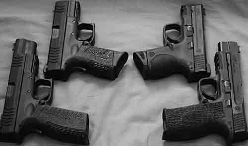 Considerations when selecting a gun for defensive purposes - Part 1