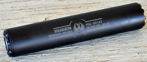 RugerSilencerSR3
