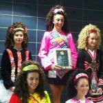 Getting Organized – On the Road to Chicago–North American Nationals of Irish Dance 2012