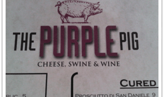 Exceptional Food @The Purple Pig in Chicago–a restaurant review