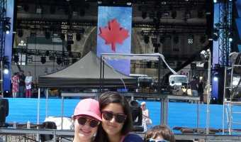 Canada Day with Chicken Farmers of Canada in Ottawa– #FamilyFun
