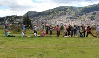 Adventures in Ecuador–An Update from Me to We