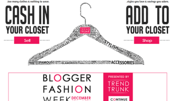 Wordless Wednesday–My Closet – #BFW #TrendTrunk