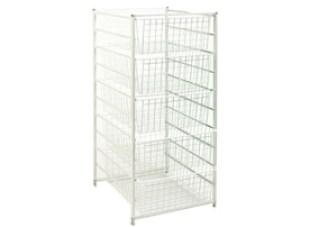 5 Drawer 43,2 cm W Basket System