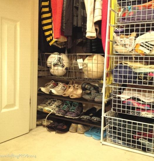 MyBenjamin Moore Home closet DownshiftingPRO Blog