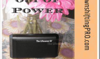 #1 item to have at a Conference– Portable Power Pack for Smartphones, Tablets & iPods –Lifesaver III–Product Review