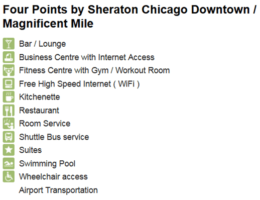 FourPointsSheraton_Chicago_MagMile @DownshiftingPRO #TravelThursday